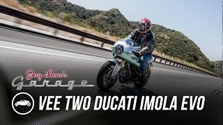 Download Vee Two Ducati IMOLA EVO - Jay Leno's Garage Video