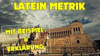 Download METRISCHE ANALYSE LATEIN | Lateinische Metrik | Latein Nachhilfe Video