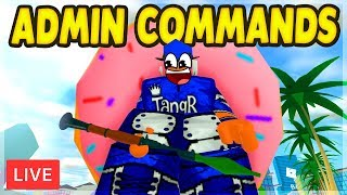 Download 🔴 RANK 100+ ADMIN COMMANDS FUN WITH SUBS | ROBLOX MAD CITY Video