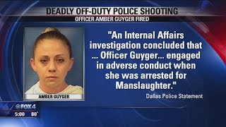 Download Dallas Police fires Officer Amber Guyger over Botham Jean shooting Video