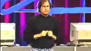 Download Steve Jobs describes iCloud - in 1997 Video
