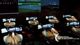 Download Let's Race Review: Public F1 Simulator Racing experience, Horley, Gatwick, UK Video