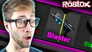 Download Roblox - Murder Mystery 2 - I GOT THE GODLY BLASTER! Video