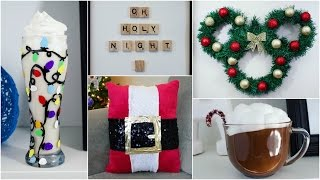 Download CHEAP & EASY DIY CHRISTMAS DECOR IDEAS | PINTEREST INSPIRED Video