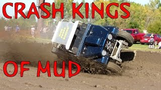 Download CRASH KINGS OF MUD - Vol 01 - SLOW MOTION Video