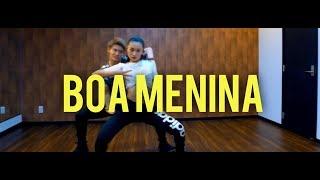 Download Luísa Sonza - Boa Menina | Rikimaru choreography ft. Seri Bono Video