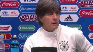 Download Técnico de Alemania, Joachim Low, resalta calidad del Tricolor Video