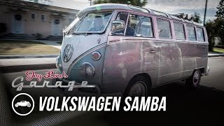 Download Gabriel Iglesias' 1966 Volkswagen Samba - Jay Leno's Garage Video
