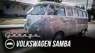 Download Gabriel Iglesias' 1966 Volkswagen Samba - Jay Leno's Garage Video