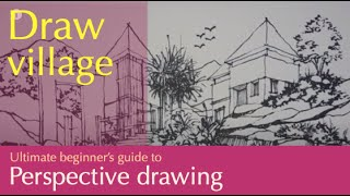 Download Sketching in a perspective setting... Video