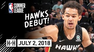 Download Trae Young Full Hawks Debut Highlights vs Grizzlies (2018.07.02) Summer League - 16 Pts Video