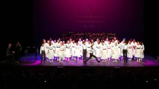 Download YOUNG PEOPLE'S CHORUS OF NEW YORK CITY (USA) Cantonigròs 2017 Video