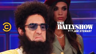 Download The Daily Show - Admiral General Aladeen Video