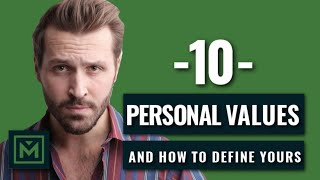 Download Why Every Man NEEDS Core Values + 10 Personal Values of History's Great Men Video