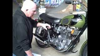 Download Classic Bike Guide: Summer of '69 - HONDA CB750 / TRIUMPH T150 / KAWASAKI H1 Video