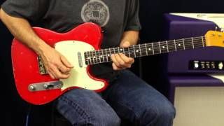 Download Blues Soloing - Creating Pentatonic Riffs - Guitar Lesson - Learn To Solo Video