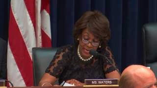 Download Ranking Member Waters Q&A with Secretary Mnuchin - 07/27/2017 Video