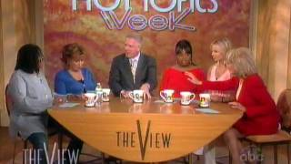 Download Glenn Beck is Confronted by Whoopi & Barbara on The View 5/20/2009 Video