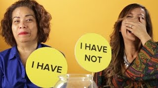Download People Play ″Never Have I Ever″ With Their Parents Video