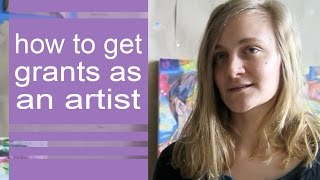 Download How to get grants as an artist Video