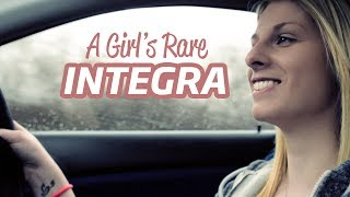 Download This Girl's Rare Integra DC5 Will Make Honda Fanboys Happy Video