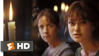 Download Pride & Prejudice (5/10) Movie CLIP - Offending Lady Catherine (2005) HD Video