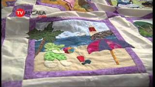 Download Loli Montes, aficionada al patchwork Video