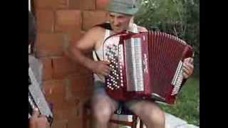 Download Majstor Dzogula se igra sa harmonikom dok ga posmatraju jedan poznati pevac i jedan poznati harmonik Video