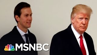 Download Jared Kushner And Russian Amb. Discussed Setting Up Secret Backchannel | Hardball | MSNBC Video