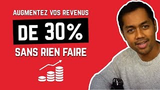 Download COMMENT AUGMENTER VOS REVENUS LOCATIFS DE 30% SANS RIEN FAIRE ? Video