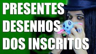 Download DESENHOS E PRESENTES DOS INSCRITOS Video