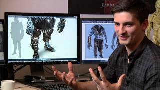 Download Designing The Witcher 3's Ice Giant Video
