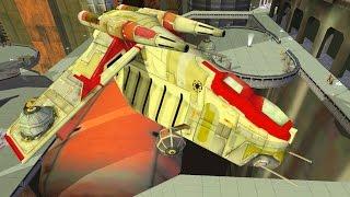 Download Star Wars Battlefront 2 Mods - Suun Ra Desert City - Clone Wars Video