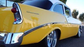 Download 1956 Chevy 210 Post 502 Big Block Video