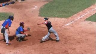 Download Emmanuel Ojeda batea descomunal home run en torneo nacional de beisbol Video