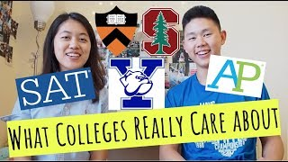 Download What REALLY Matters || The College Application Video