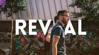 Download Walk By Text Reveal Effect In Premiere Pro CC 2017 | Adobe Premiere Pro Tutorial 2017 Video