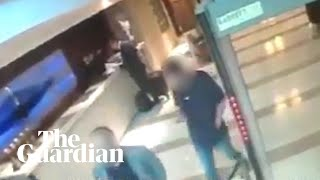 Download Jamal Khashoggi: CCTV shows alleged Saudi hit squad's movements Video