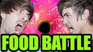 Download FOOD BATTLE 2013 Video