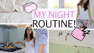Download MY NIGHT ROUTINE 2017 | Study With Jess Video
