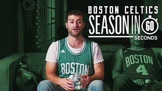 Download Boston Celtics Fans | Season in 60 Seconds Video