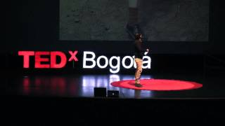 Download Haciendole goles a la vida: Andres Wiesner at TEDxBogota Video