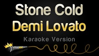 Download Demi Lovato - Stone Cold (Karaoke Version) Video