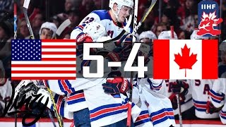 Download Canada vs USA | 2017 Gold Medal Game IIHF World Junior Championship | (TSN) Jan. 5 , 2017 Video