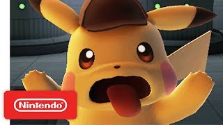 Download Detective Pikachu: This is No Ordinary Pikachu! - Nintendo 3DS Video