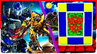 Download Minecraft Transformers - How to Make a Portal to TRANSFORMER Video