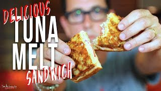 Download Cannellini Bean & Tuna Salad Panini recipe by SAM THE COOKING GUY Video