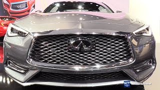 Download 2018 Infiniti Q60 AWD - Exterior and Interior Walkaround - 2017 New York Auto Show Video