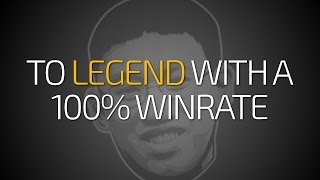 Download Hearthstone: Reaching Legend Rank With a 100% Winrate (Murloc Paladin) Video