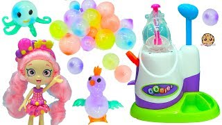 Download Oonies Animal Balloon Like Bubbles Machine Maker with Shopkins Shoppies Doll Video